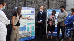 El Sergas participa en el proyecto Life Resystal, una iniciativa que sentará las bases para la adaptación climática de todo el sector sanitario europeo