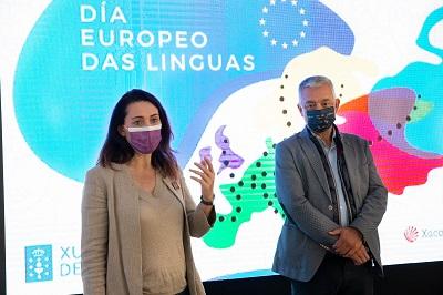 La Xunta se suma este fin de semana a la celebración por el 20º aniversario del Día Europeo de las Lenguas