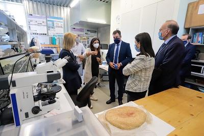La Xunta acerca más de 8M€ a la Universidad de Vigo para reforzar sus estructuras de investigación y consolidar los procesos de digitalización