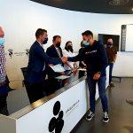 Luis López anuncia la concesión de un nuevo taller de empleo dual al ayuntamiento de Lalín para formar la 20 desempleados con una inversión de 350.000 €