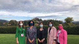 La Xunta destaca en Tui la atención integral contra la violencia de género con recursos operativos las 24 horas del día y los 365 días del año