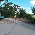 Dos personas con discapacidad trabajaron este verano como auxiliares de los guías en Cíes y en Ons gracias a la colaboración entre el Parque Nacional y Amicos