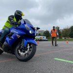 La Xunta continúa hoy en Santiago los cursos gratuitos de conducción segura de motocicletas