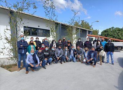 La Xunta clausura el taller que impartió formación forestal a 20 alumnos de O Incio, Bóveda y A Pobra do Brollón