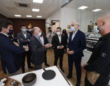 La Xunta apoya la candidatura de Cafés Candelas a los fondos europeos para ampliar su capacidad productiva y adaptar sus instalaciones en Lugo a las nuevas tecnologías