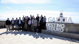 La Xunta pone en valor su modelo turístico para captar 28 M€ de fondos de la UE a través de seis proyectos