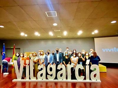 Luis López anuncia que la Xunta considera a Vilagarcía de Arousa como 'ayuntamiento prioritario' para la formación, la inserción y la creación de empleo