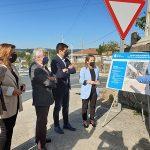 La Xunta licita la redacción del proyecto constructivo de la Ronda Este de Ourense entre Bemposta y la N-525, que supondrá cerrar la circunvalación polo sur conectando con la A-52