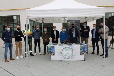 El delegado territorial de la Xunta en Ourense participa en la presentación de la novena edición del Rallye Ourense-Ribeira Sacra