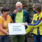 La Xunta celebra hoy la entrega de la Compostela número 150.000 a una peregrina francesa