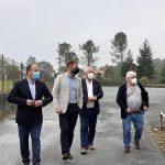 La Xunta invierte más de 149.000 euros en el relevo de las carpinterías y en la reparación de las fachadas del CEIP de la Castellana de Aranga