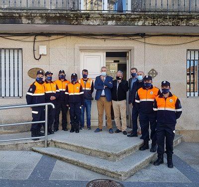 La Xunta refuerza las agrupaciones de Protección Civil para dotar a los ayuntamientos gallegos de unos servicios de emergencias acordes con las necesidades de la población