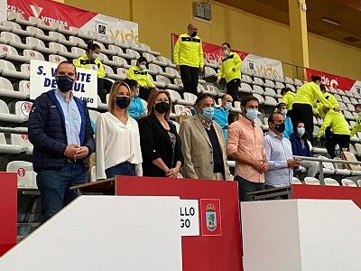 La Xunta participa en la inauguración de las pruebas de fútbol sala realizadas por Special Olympics