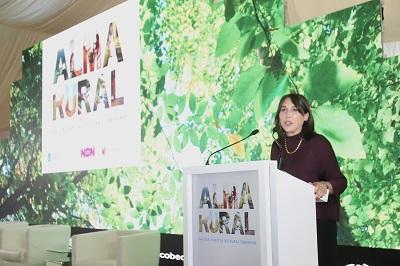 La Xunta reivindica un rural moderno e innovador en igualdad en el que se reconozca el talento y el liderazgo de la mujer para construir una Galicia mejor