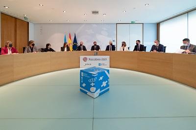 La Xunta aprobará mañana el proyecto de presupuestos para 2022, unas cuentas enfocadas a la recuperación económica en la fase final de la pandemia