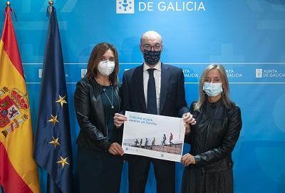 La Xunta de Galicia anima a todas las familias gallegas a ofrecer un hogar a niños con necesidades especiales