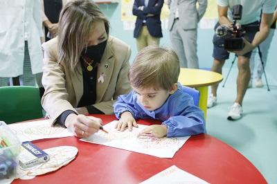Fabiola García avanza que la Xunta invertirá en Ferrol 30,6 millones de euros para políticas sociales