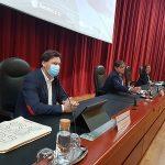 Emigración y la UDC dan la bienvenida a los nuevos alumnos de las bolsas BEME que estudian un master en los campus de A Coruña y Ferrol