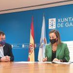 La Xunta recibe 12 ofertas para la redacción del proyecto constructivo de mejora del sistema de entrada a la depuradora de Monterroso, que supondrá una inversión de 160.000 euros