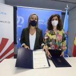 Ethel Vázquez adelanta que la Xunta destinará el próximo año 375.000€ a las obras para minimizar el riesgo de inundación en el río Viladesuso, en el Ayuntamiento de Oia