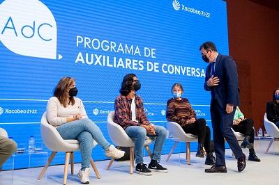 La Xunta ultima el Plan de Lenguas con el objetivo de consolidar el modelo plurilingüe de calidad iniciado hace una década y que beneficia a 100.000 alumnos