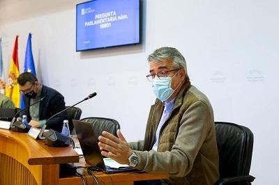 La Xunta insiste en que los ecoesquemas de la futura PAC deben atender a la realidad de los sistemas agrarios predominantes en la cornisa Cantábrica