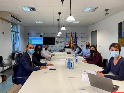 La Xunta comparte con una delegación del País Vasco sus avances en la puesta en valor y recuperación de la tierra agraria de Galicia