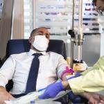 Sanidad anima a la ciudadanía a donar sangre y recuerda que es preciso obtener entre 400 y 500 donaciones diarias para posibilitar la labor asistencial de los hospitales gallegos