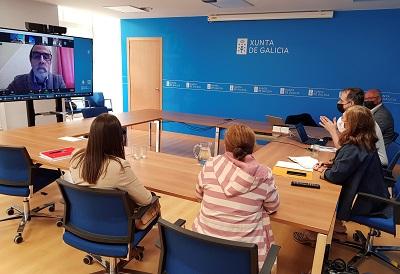 Galicia y Chile intercambian experiencias sobre el marisqueo
