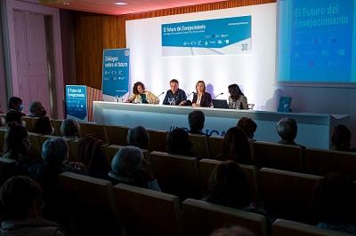 Fabiola García señala los centros intergeneracionales y el voluntariado como herramientas útiles para crear nuevos espacios de unión para jóvenes y mayores