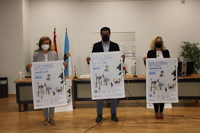 La Xunta presenta la campaña de vacunación antigripal 2021 en la provincia de Ourense
