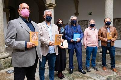 La Xunta colabora en la traducción al inglés de una antología poética de Luz Pozo Garza