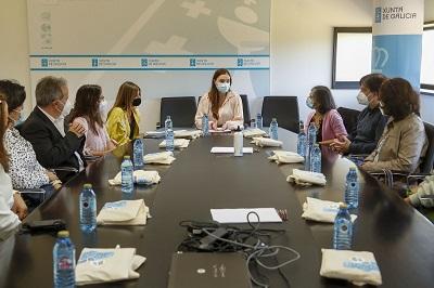 Política Social se reúne con los tutores del programa de mentoring para preparar el inicio de la actividad