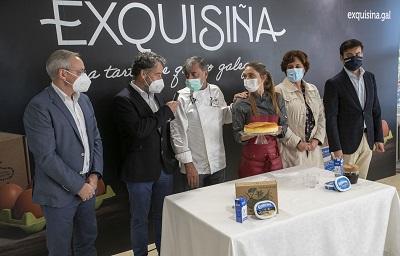 La Xunta destaca la colaboración empresarial como fórmula para incrementar el valor añadido de la producción agroalimentaria