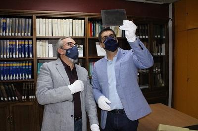 El Museo Arqueológico Provincial de Ourense incrementa sus fondos con las fotografías de la familia Conde-Valvís Fernández
