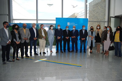 La Xunta finaliza las nuevas áreas de hospital de día y farmacia del Hospital de Monforte tras una inversión de 1,5 millones de euros